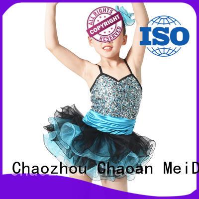 MIDEE comfortable ballet dancewear odm show