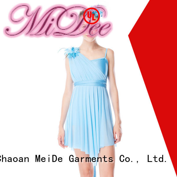 customization lyrical dance costumes for competition spiral dance clothes performance