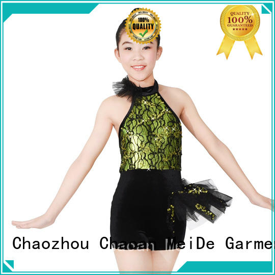 professional dress girls jazz costumes jazz manufacturer competition