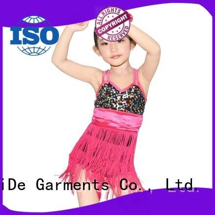 MIDEE dress custom lyrical dance costumes custom performance