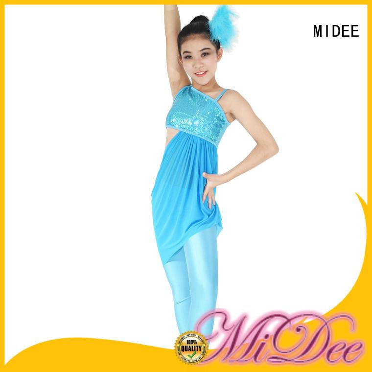 MIDEE top jazz clothing customization dancer