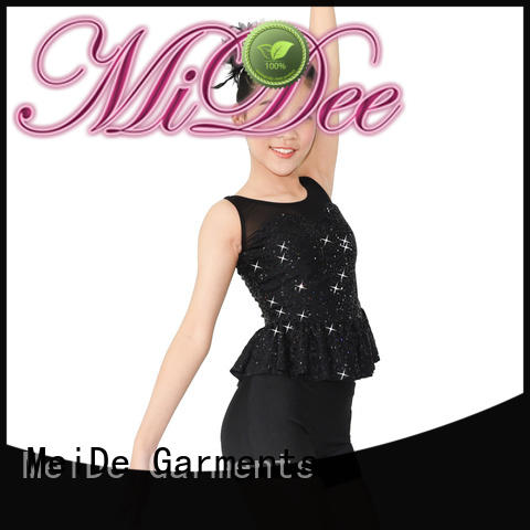 MIDEE jazz costumes for competition manufacturer dancer