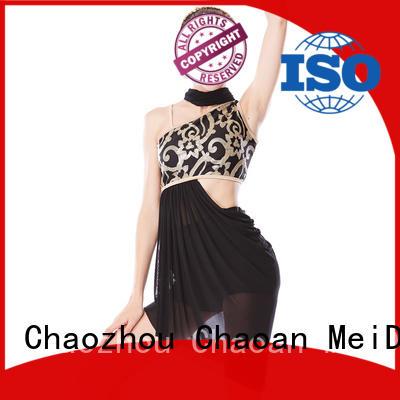 customization lyrical dance outfits round custom stage