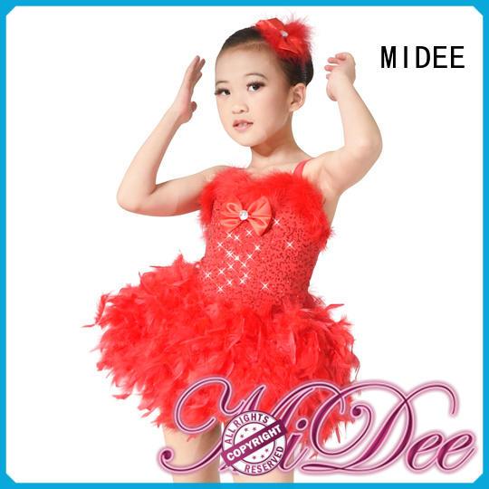 MIDEE black ballet wear factory price show