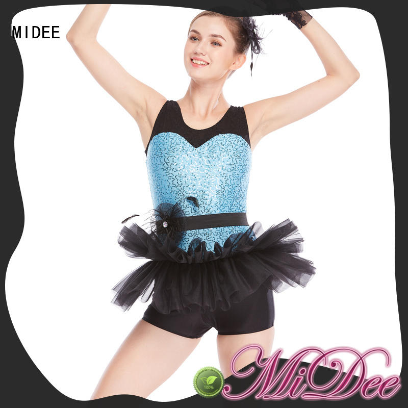 MIDEE portable dance costume supplier school