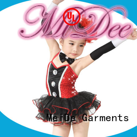 MIDEE adjustable ballet clothes odm dancer