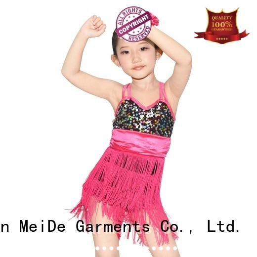 MIDEE customization lyrical dance dresses custom competition