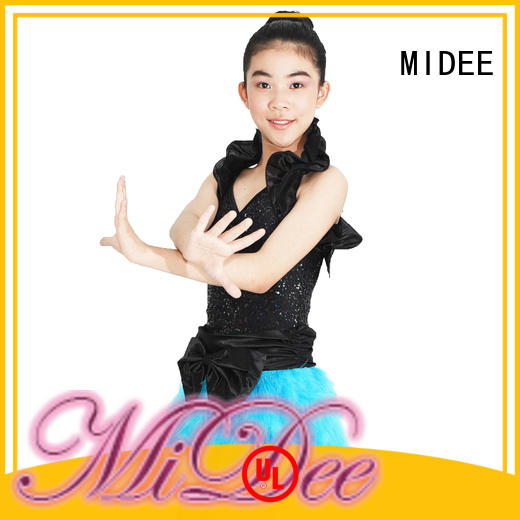 MIDEE professional dress jazz costumes dance solo for wholesale show