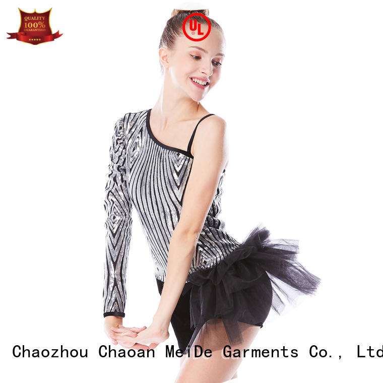 comfortable ballet wear shoulder odm performance