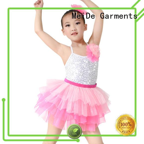 MIDEE anti-wear ballet dresses for girl odm dancer