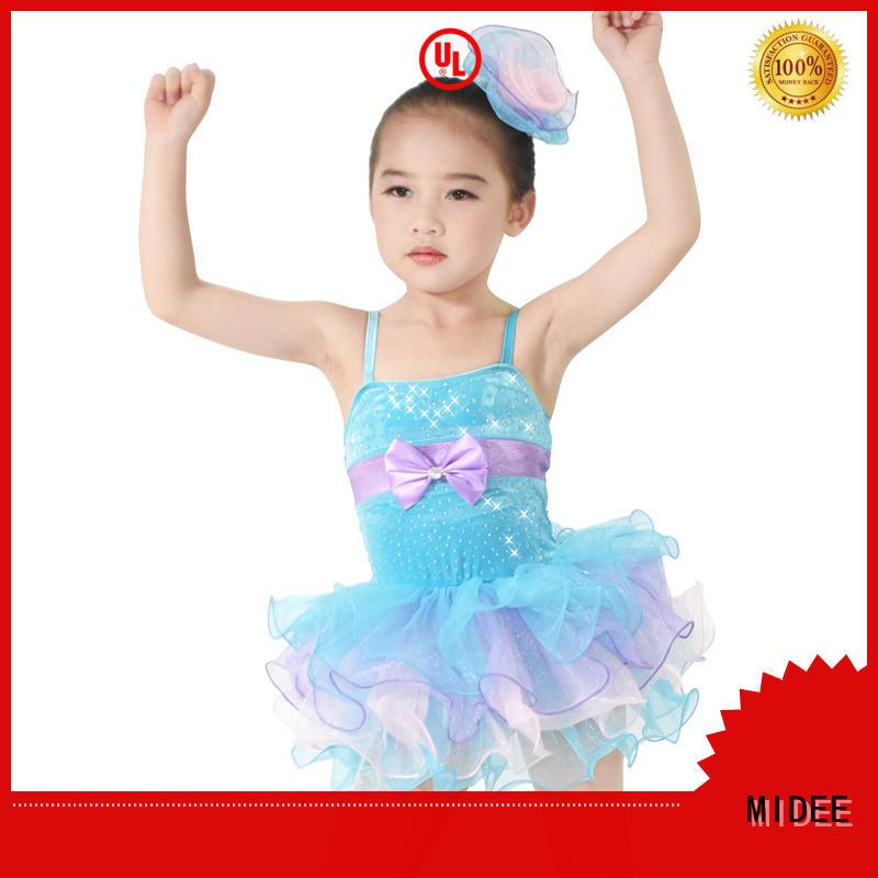 anti-wear toddler ballet clothes costume odm dancer