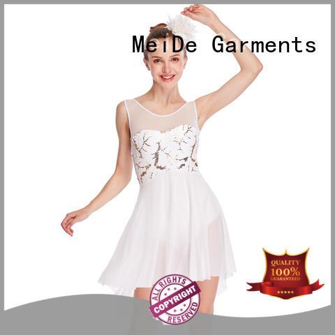 MIDEE dance adult dance clothes custom show