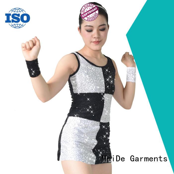 professional dress jazz dance costumes tie manufacturer Stage