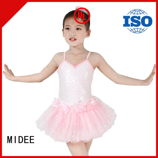 MIDEE adjustable ballet dresses for adults bulk production show