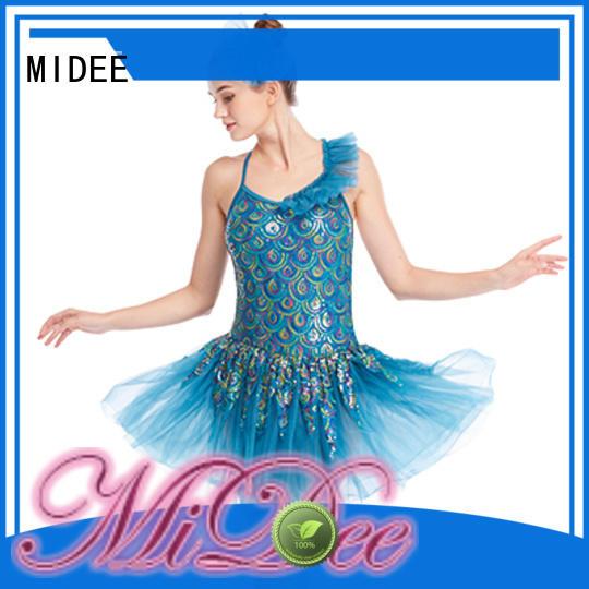 MIDEE comfortable toddler ballet leotards factory price dancer