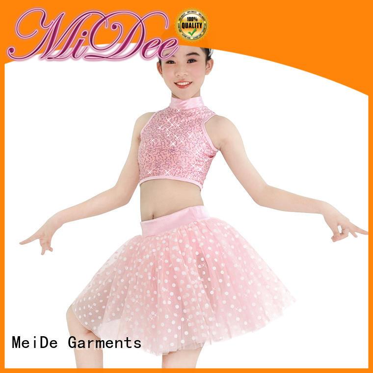 MIDEE anti-wear ballet dress toddler factory price performance