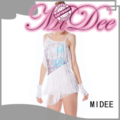 jazz dance costumes for competition skirt dancer MIDEE