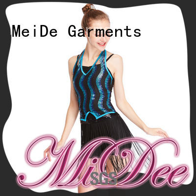 MIDEE jazz dance costumes manufacturer Stage