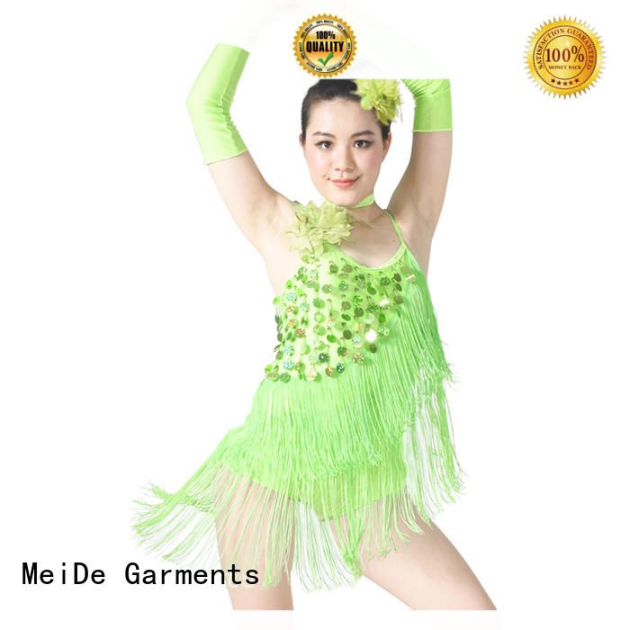 MIDEE skirt jazz dance costumes for competition for wholesale Stage