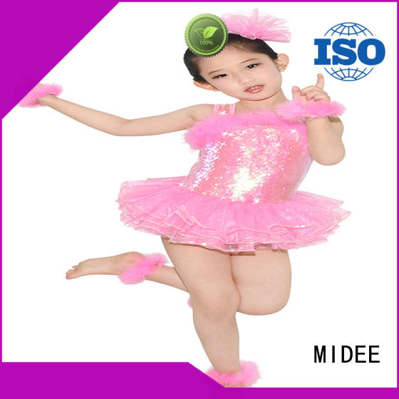 MIDEE lyrical lyrical dance dresses dance clothes stage