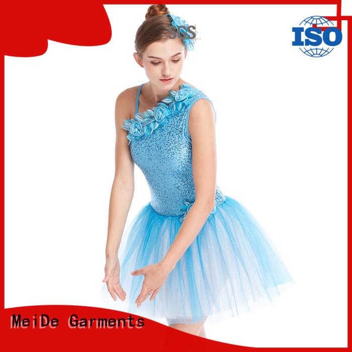 MIDEE long ballet dresses for girl odm performance