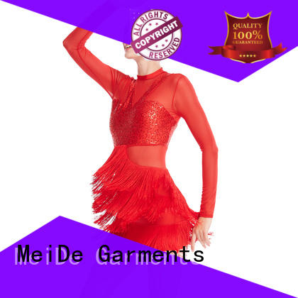 MIDEE odm jazz costumes for wholesale Stage