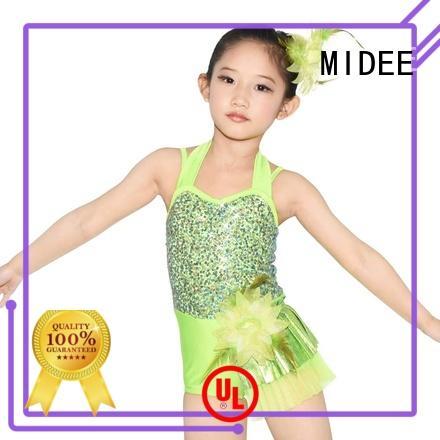 MIDEE costume toddler ballet clothes odm dance school