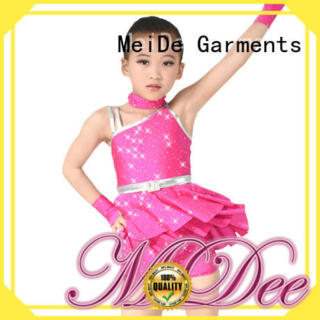 MIDEE comfortable girls ballet clothes factory price competition