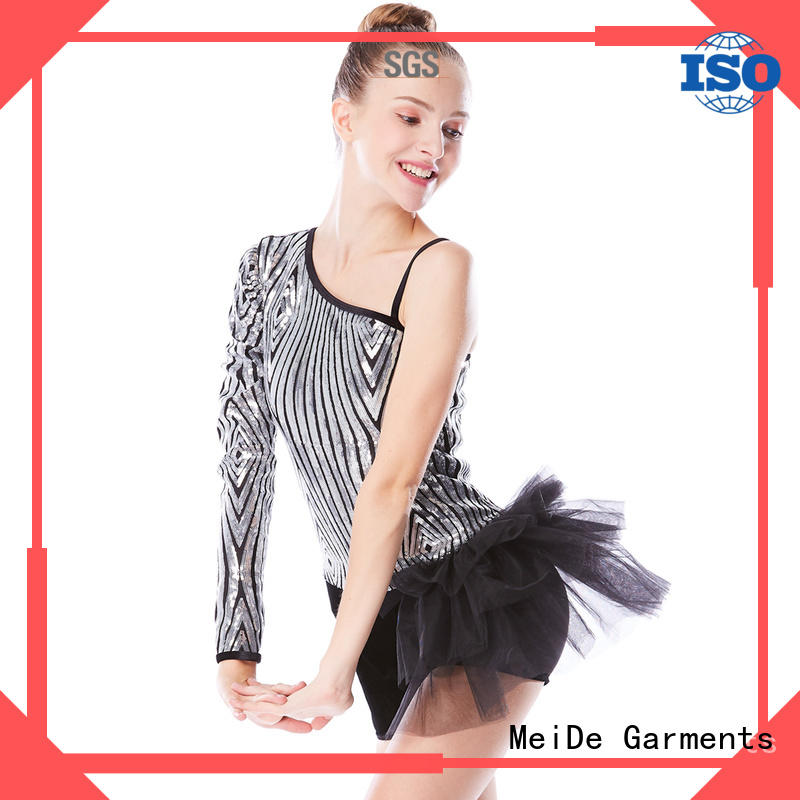 MIDEE dance girls ballet clothes bulk production performance
