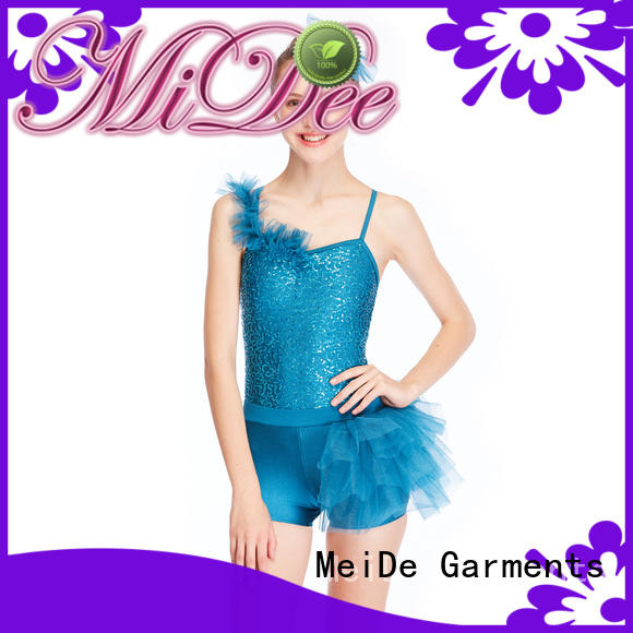 MIDEE tires ballet clothes factory price Stage