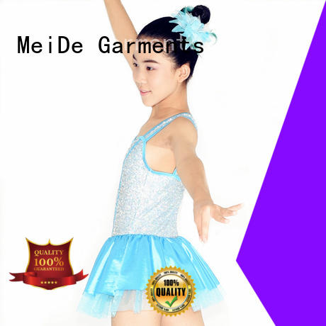 MIDEE tutu kids ballet clothes odm competition