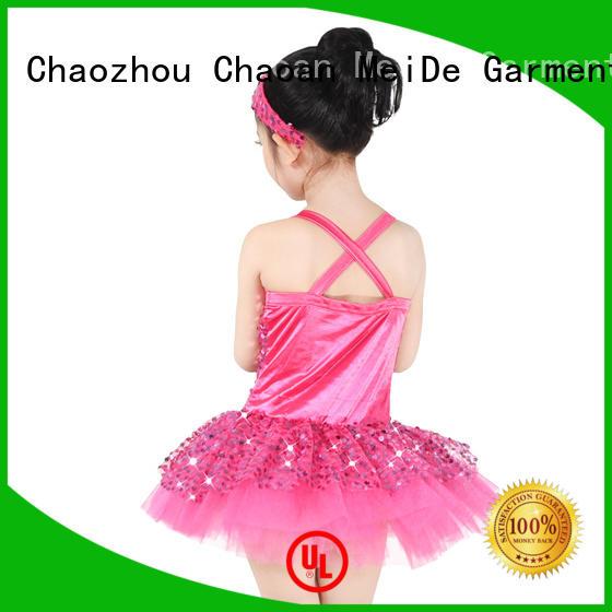 MIDEE adjustable womens ballet clothes highlow dance school