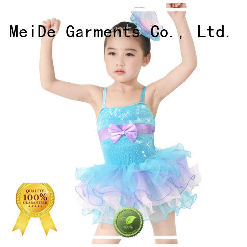 MIDEE Breathable dance costume get quote activities