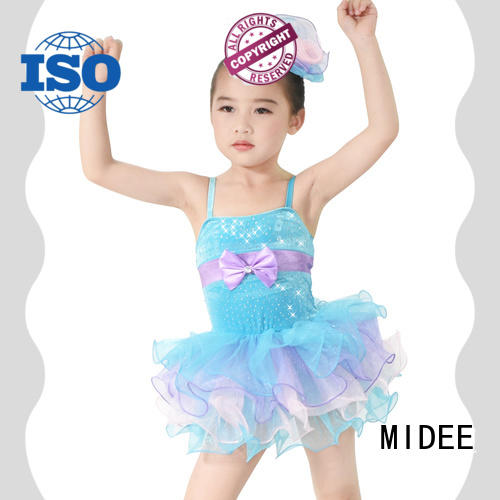 MIDEE dance costume supplier activities