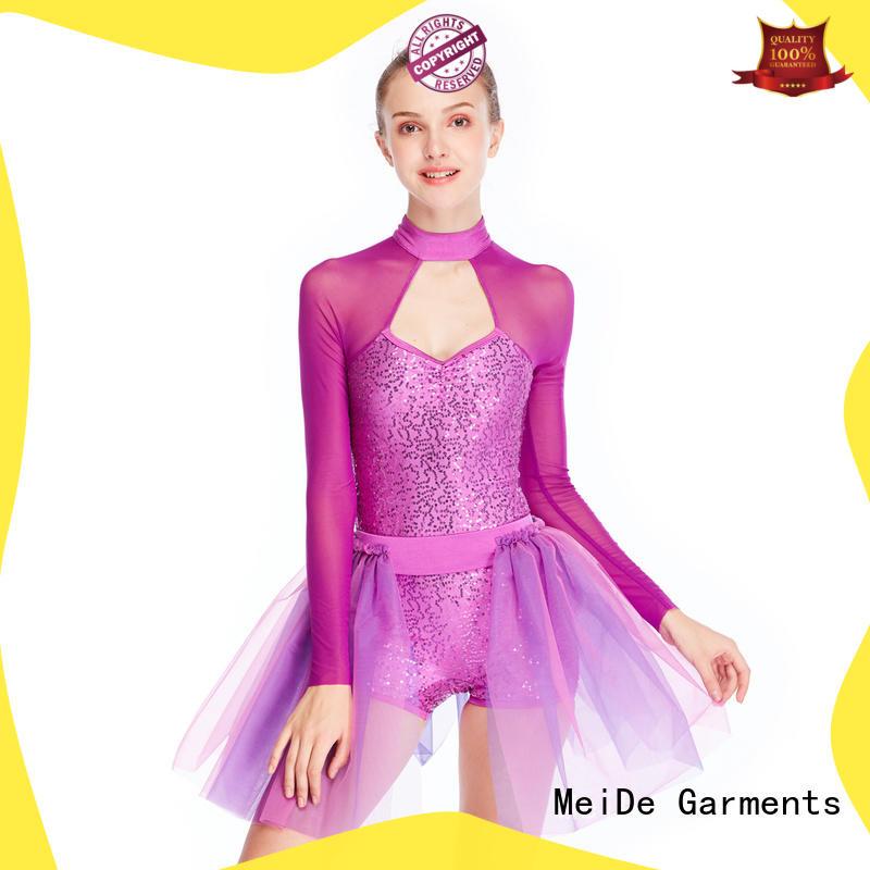 MIDEE ballet womens ballet leotards odm dance school