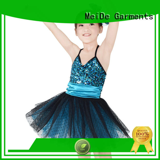 MIDEE anti-wear ballet skirt odm competition