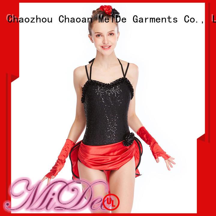 MIDEE jazz dance dress for wholesale show