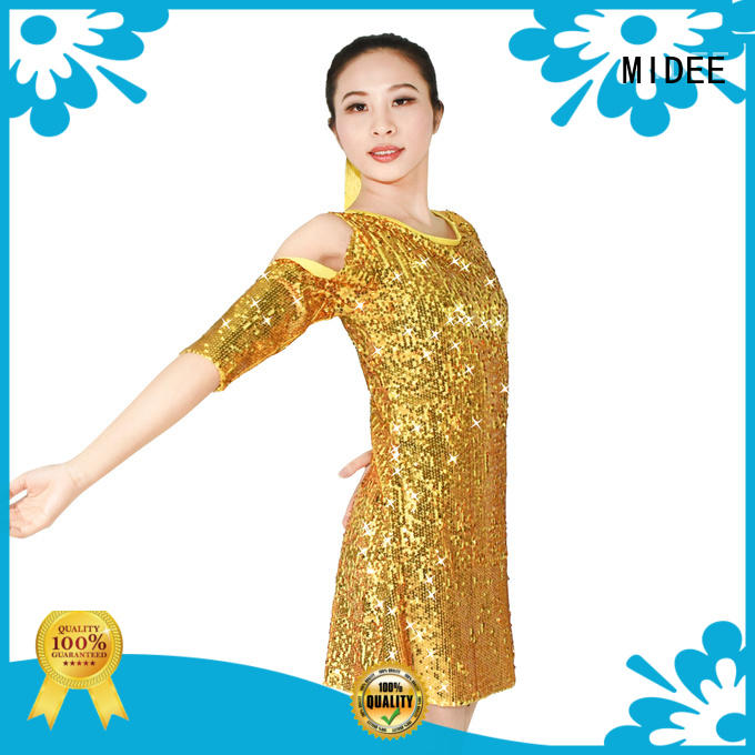 MIDEE floral jazz costumes for wholesale show
