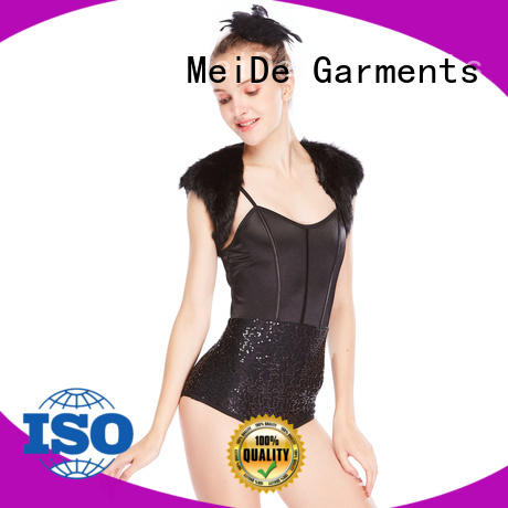 MIDEE cheerful jazz dance dress for wholesale competition