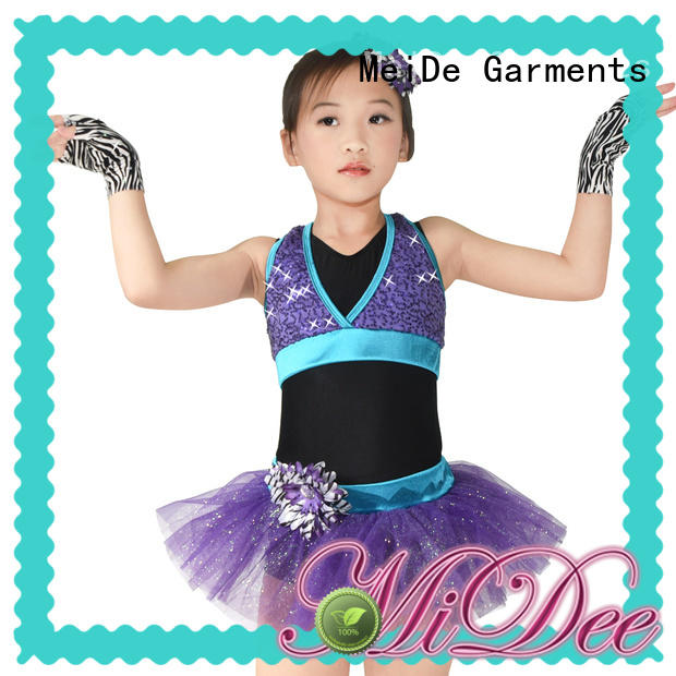 comfortable ballet dancewear costume odm Stage