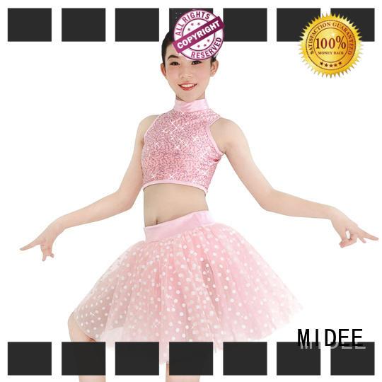 adjustable ballet skirt long odm competition