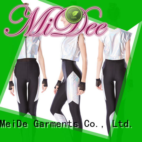 MIDEE sequined dance costumes jazz manufacturer competition