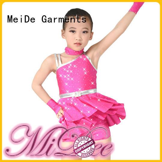MIDEE long ballet dancewear odm show