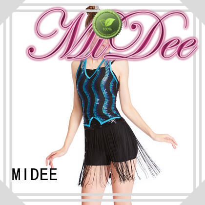 MIDEE dance costumes for girls jazz performance Stage
