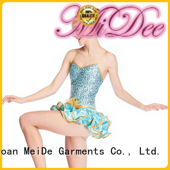 MIDEE tie jazz clothing manufacturer dancer