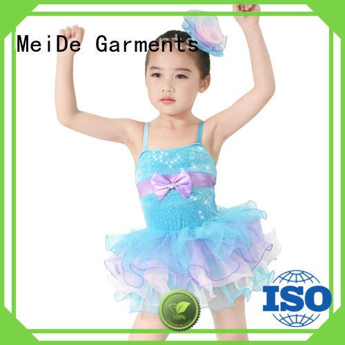 MIDEE durable dance costume supplier activities