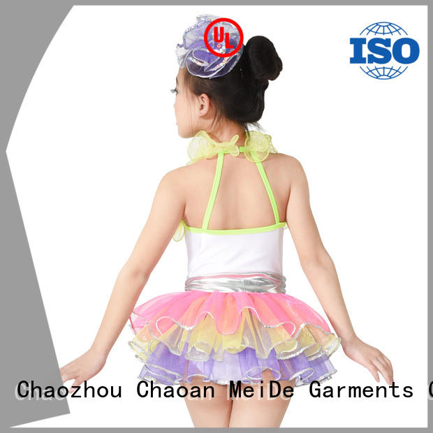 comfortable ballet leotards for girls dance factory price Stage