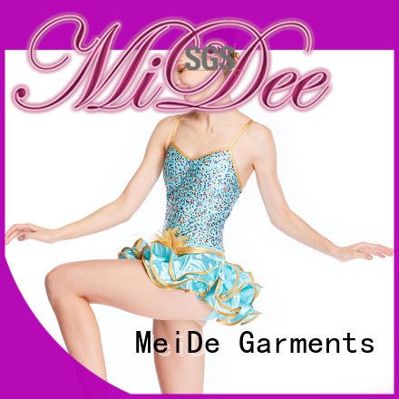 MIDEE odm jazz dance outfit contrasting dancer