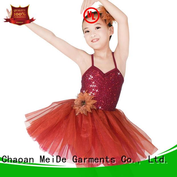 MIDEE dresses ballet leotards bulk production Stage