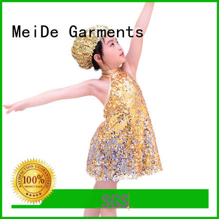 MIDEE odm jazz dance outfits customization performance